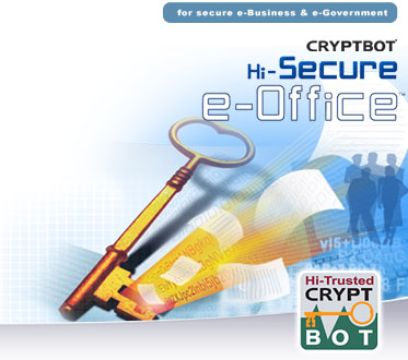 New Version! CryptBto Hi-Secure e-Office for Smartphone & Tablet (for Smartphone & Tablet (iOS4up, Android 3.2up & OS7